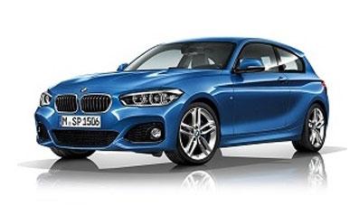 BMW Série 1 M Sport trois portes