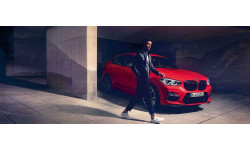 NOUVELLES BMW X4 M.