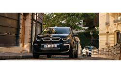 BMW i3 100% ÉLECTRIQUE.